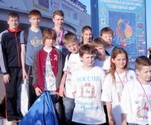 Итоги IX международного фестиваля Подводный мир в Саранске