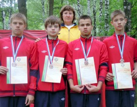Итоги Первенства России по марафонским заплывам в ластах