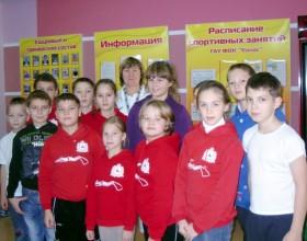 Кубок Лукояновского района по плаванию в ластах