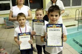 Юные победители