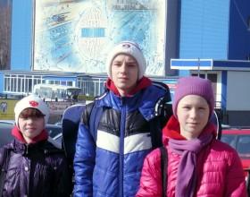 Первенство России 2015 по плаванию в ластах.