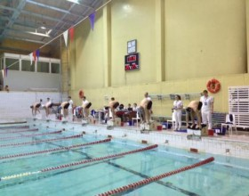 Открытые соревнования по плаванию «Кубок сильнейших»