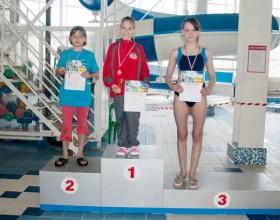 Первенство Нижегородской области по плаванию среди спортсменов 2005-2006 г.р.