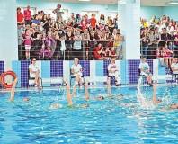 Всероссийские соревнования по синхронному плаванию «Волжская волна»