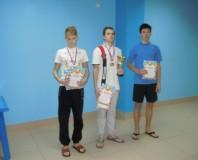 Открытый Кубок г. Н.Новгорода по подводному спорту