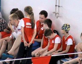 Открытый Чемпионат г. Сарова по плаванию' 2017