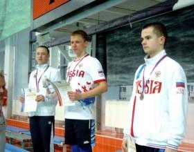 Первенство России по подводному спорту в Санкт-Петербурге