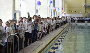 Спортсмены СДЮСШОР Дельфин
