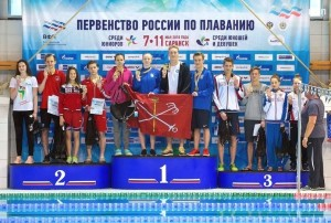 3 место Шаров Артем и Матвеев Данила