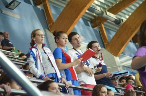 ПФО - тренер Ширшов с воспитанницами