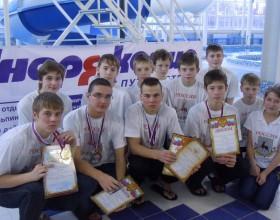 Открытый Кубок Н. Новгорода по плаванию в ластах. Итоги