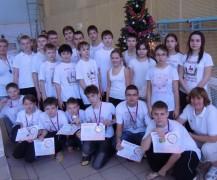 Чемпионат Нижегородской обл. по плаванию в ластах
