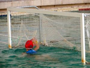 Мяч в воротах соперника