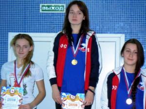 Новикова Катя - серебро