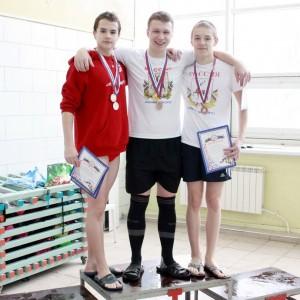 Победители Чемпионата Нижегородской области на 800м