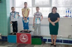 Скоросов Марк взял серебро на дистанции 50 баттерфляй