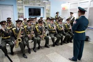 Оркестр Приволжского регионального командования внутренних войск РФ