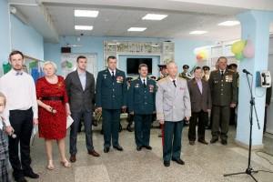 Приветствие генерал-майора Бочарова А. В.