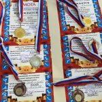 Соревнования по плаванию 'День ватерполиста'