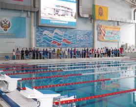 Отборочные соревнования на Чемпионат России по плаванию