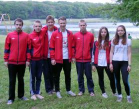 Чемпионат России по марафонским заплывам в ластах 2015 г.
