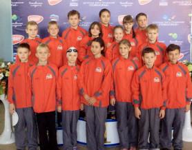 Детская лига плавания Поволжья — 2015, г. Пенза