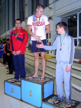 Зуйков Дмитрий - серебро