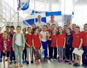 Первенство Нижегородской области по плаванию среди спортсменов 2007 г.р. и моложе