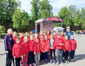 67-й весенний легкоатлетический эстафетный пробег на призы правительства Нижегородской области