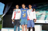Тройка призёров