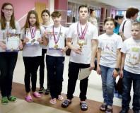 Первенство Нижегородской области по плаванию в ластах