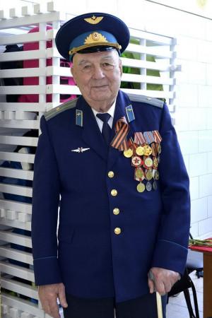 Ветеран ВОВ - Сичкарь Василий Данилович