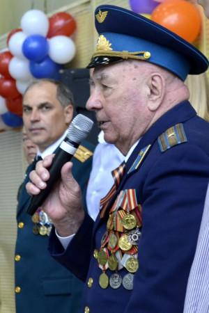 Ветеран ВОВ - Сичкарь В.Д.