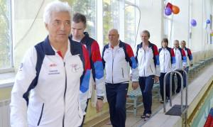 Ветераны спорта - команда Мастерс