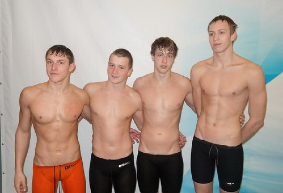 Всероссийские соревнования по плаванию в Волгограде