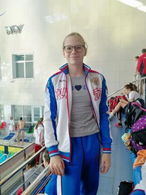 Щеглова Алена - тренер Ширшов