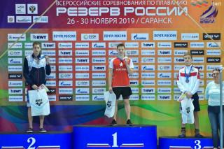 Резерв России - 2 место Шаров Артем