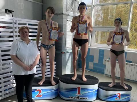 Победители среди мальчиков 2006г.р. Тренер Жукова М.Ю.