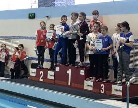 Открытый Кубок по плаванию на призы СК 'Сормович'