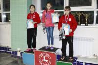 Анастасия Баева и Валерия Грузимова призеры соревнований