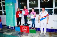 Ксения грубова II место на дистанции 50 м баттерфляй