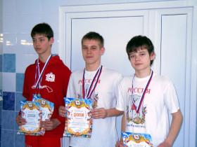 Зотов Георгий, Жаров Роман, Буин Олег