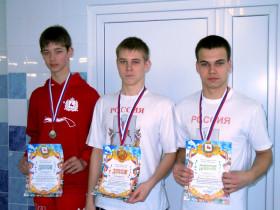 Зотов Георгий, Жаров Роман, Зуйков Дмитрий