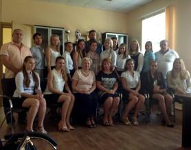 Приём  министра спорта и молодёжной политики Нижегородской области