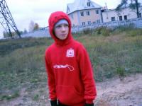 Гладышев Михаил на дистанции