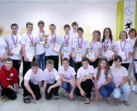 Отчёт о соревнованиях на Кубок Нижнего Новгорода по подводному спорту.