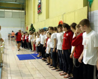 Отчет по Первенству СДЮСШОР «Дельфин» по плаванию в ластах
