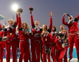 Золотой успех юниорской сборной России по водному поло.
