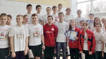 Старшая группа - будущие мастера спорта