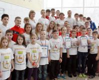 Чемпионат и Первенство Нижегородской области по плаванию в ластах среди школьников